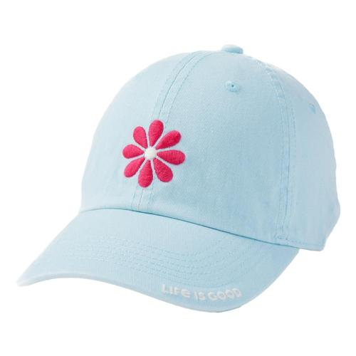 Life is Good Petal Daisy Chill Cap Beachblue