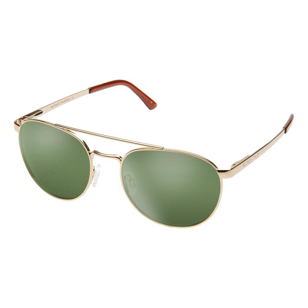 Suncloud Motorist Sunglasses GOLD