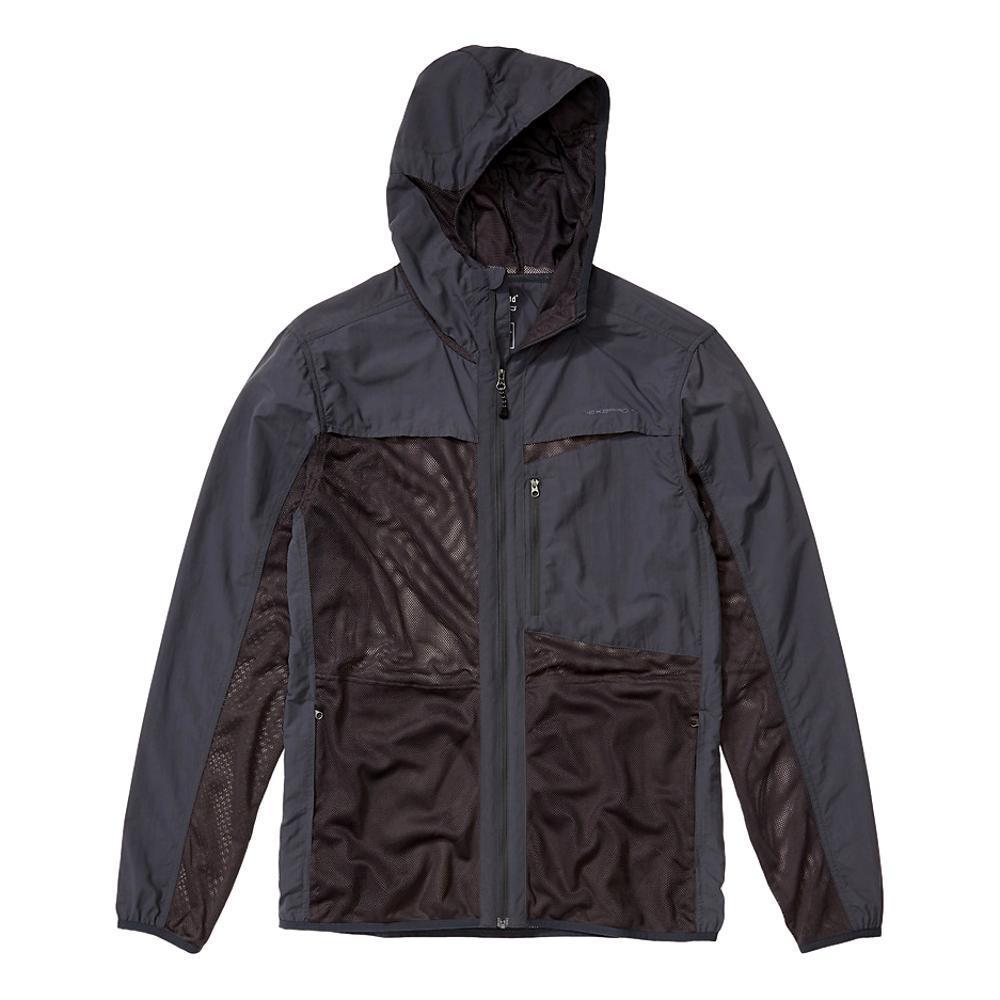 ExOfficio Men's BugsAway Sandfly Jacket DKSTEEL_9361