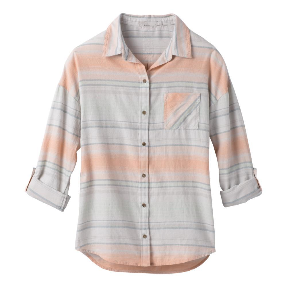 prAna Women's Percy Top Plus MEADOW