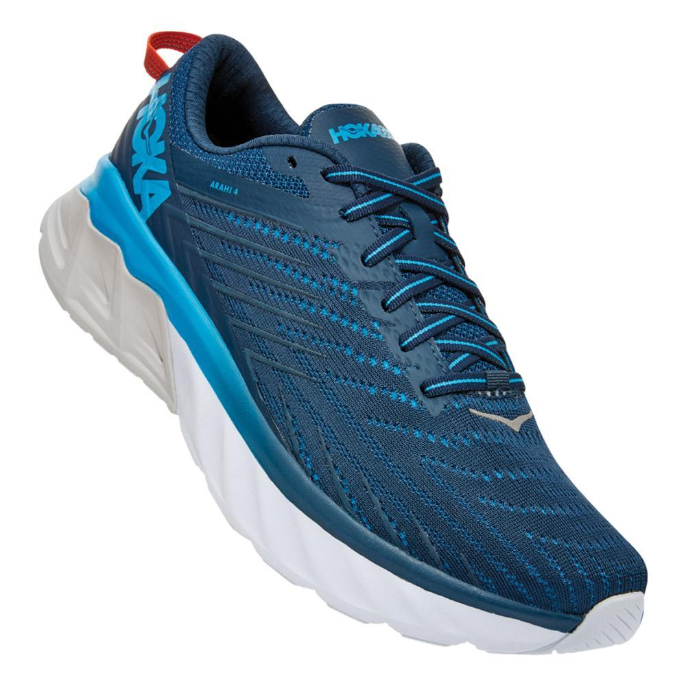 HOKA ONE ONE Men's Arahi 4 Running Shoes MBLU.DRBLU_MBDBL