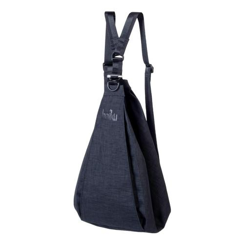 Haiku Crescent Convertible Sling Bag Blackmorel