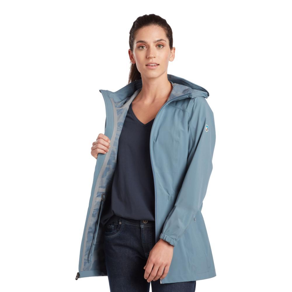 KUHL Women's Voyagr Jacket CORNFLOWER