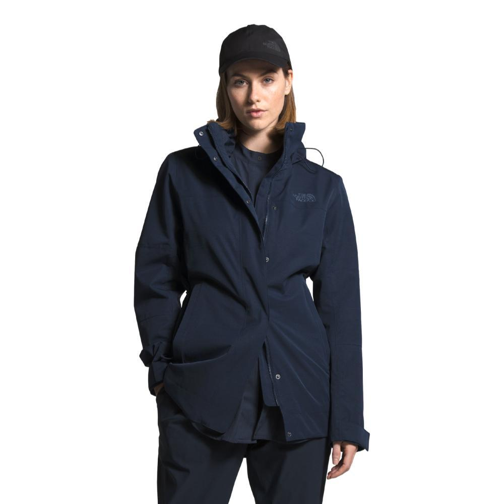 The North Face Women's Westoak City Trench NAVY_H2G