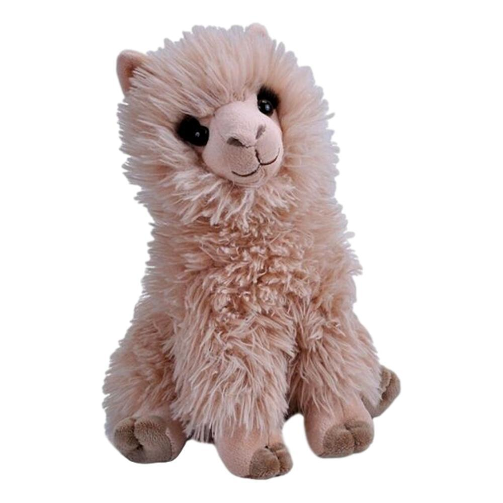 Wild Republic Cuddlekins Alpaca 12in Stuffed Animal