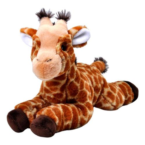 Wild Republic Giraffe Ecokins 12in Stuffed Animal