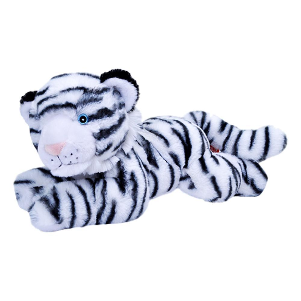 Wild Republic White Tiger Ecokins 12in Stuffed Animal