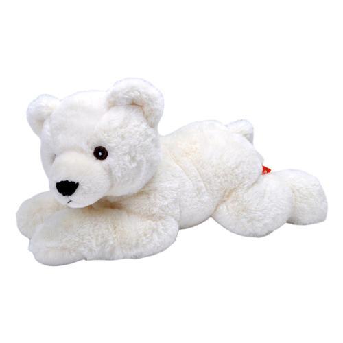 Wild Republic Polar Bear Ecokins 12in Stuffed Animal