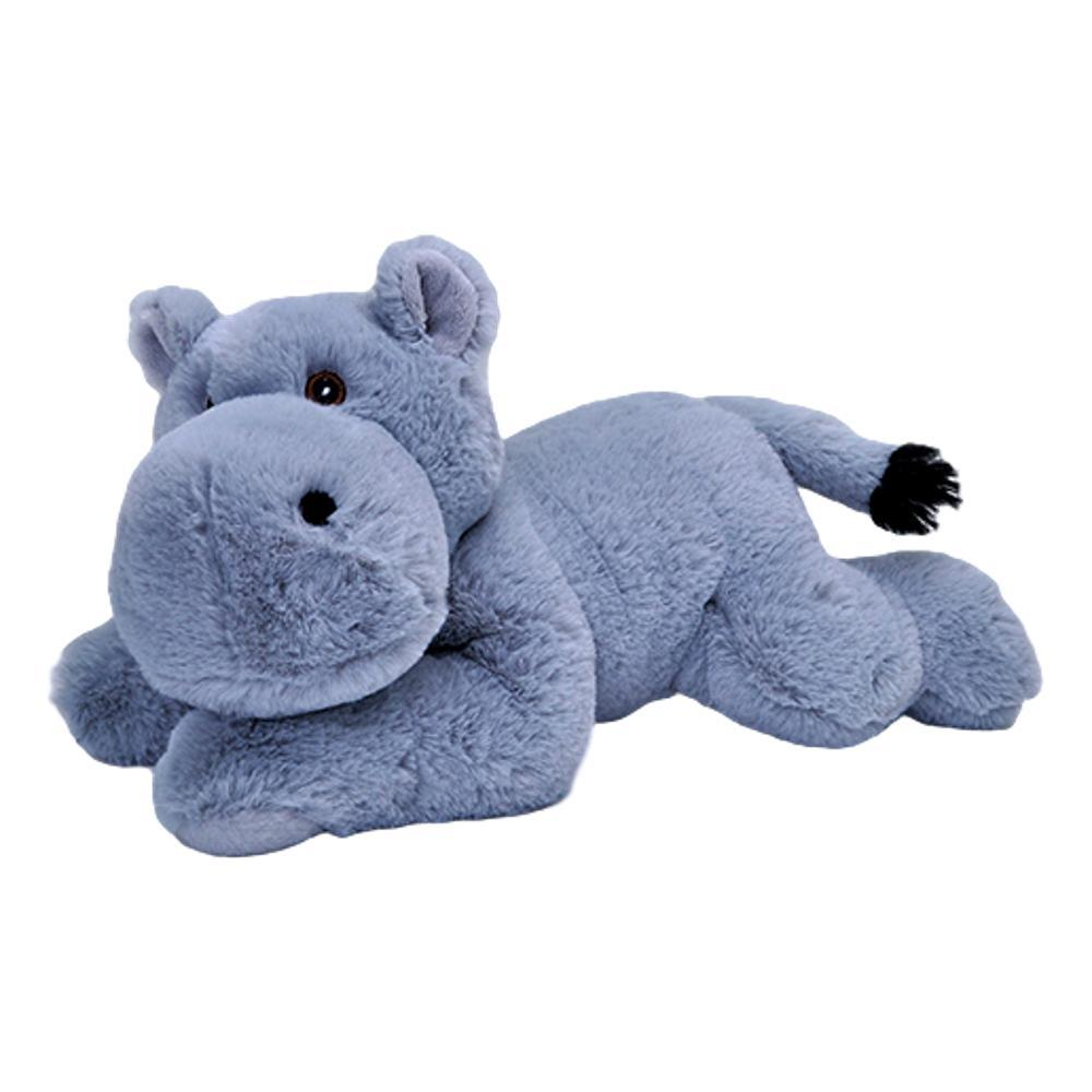 Wild Republic Hippo Ecokins 12in Stuffed Animal