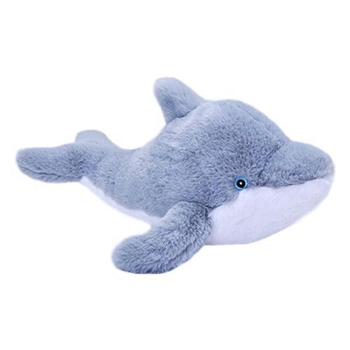 Wild Republic Dolphin Ecokins 12in Stuffed Animal