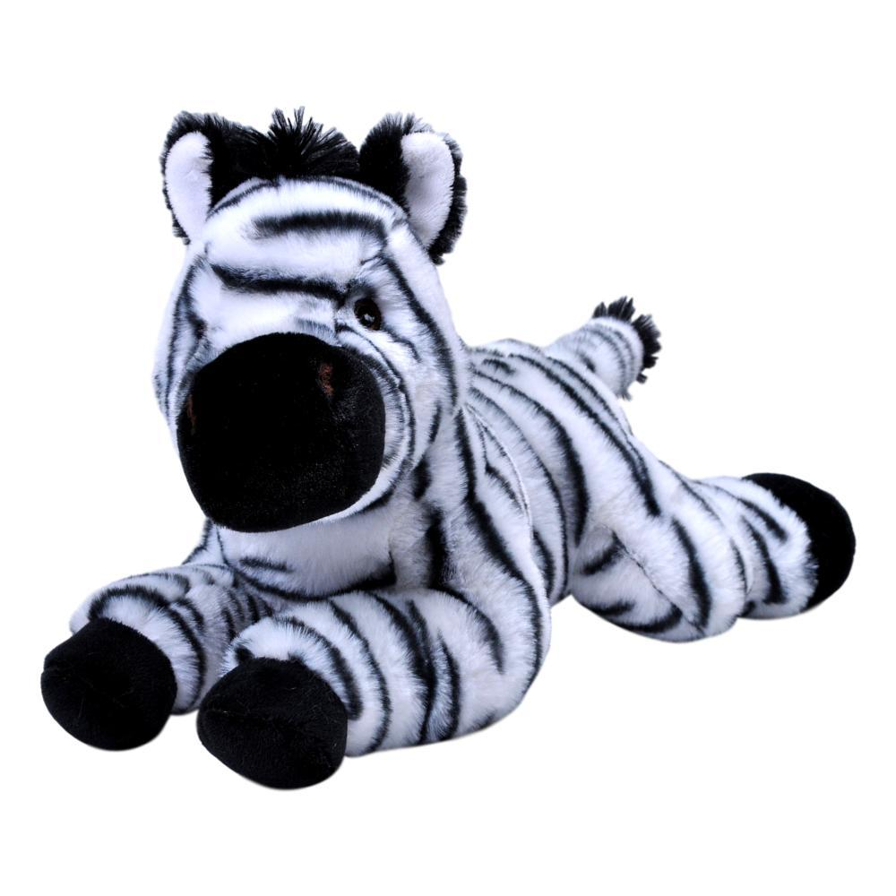 Wild Republic Zebra Ecokins 12in Stuffed Animal