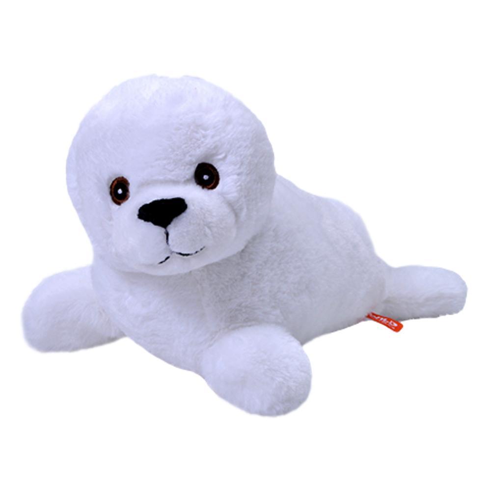 Wild Republic Harp Seal Pup Ecokins 12in Stuffed Animal