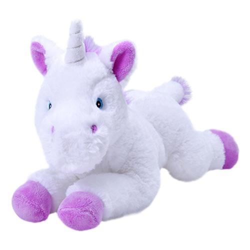 Wild Republic Unicorn Ecokins 12in Stuffed Animal