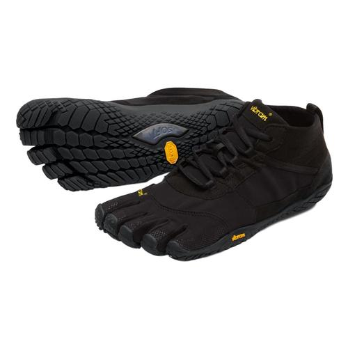 Vibram Men's V-Trek Shoes Blk.Blk