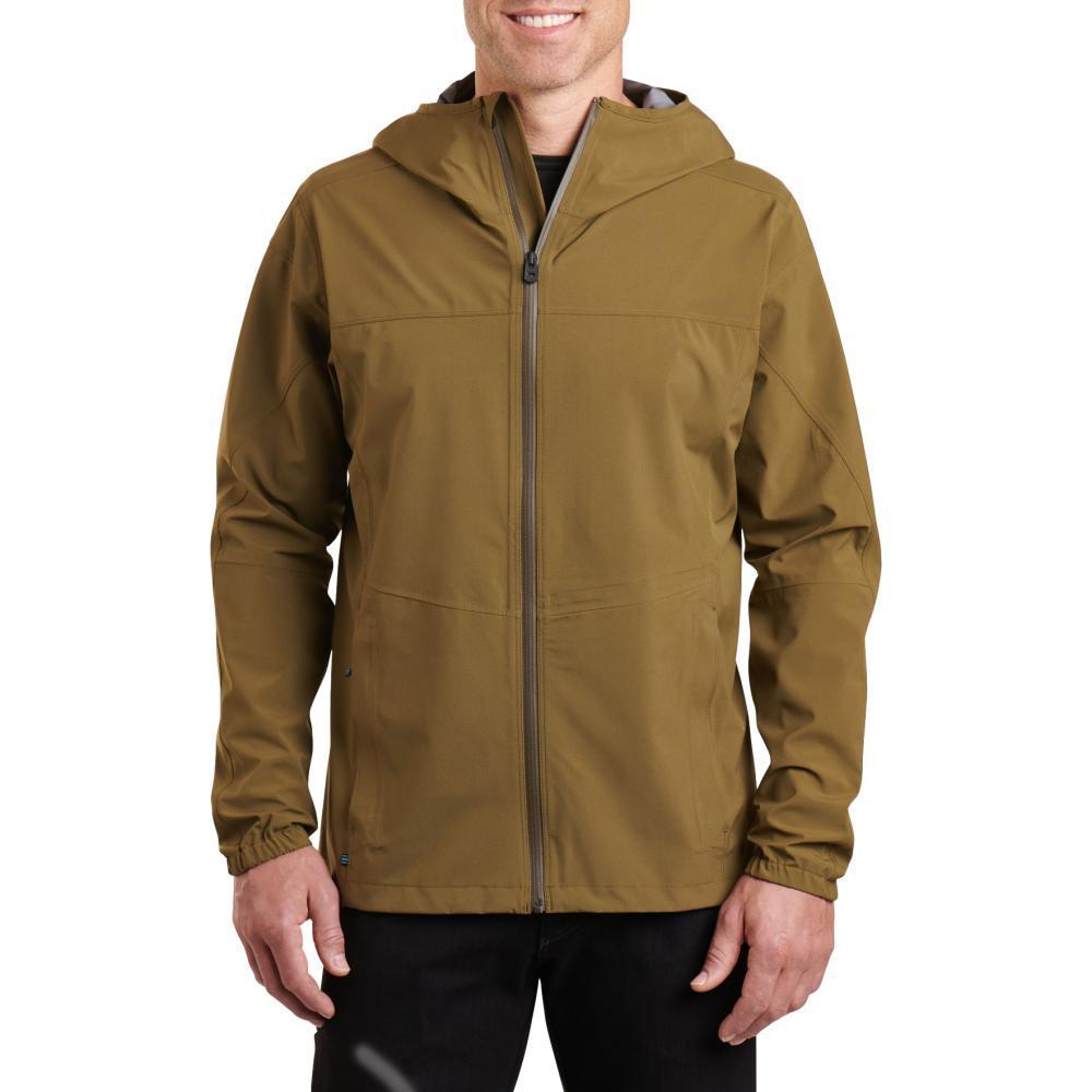 KUHL Men's Stretch Voyagr Jacket OLIVE