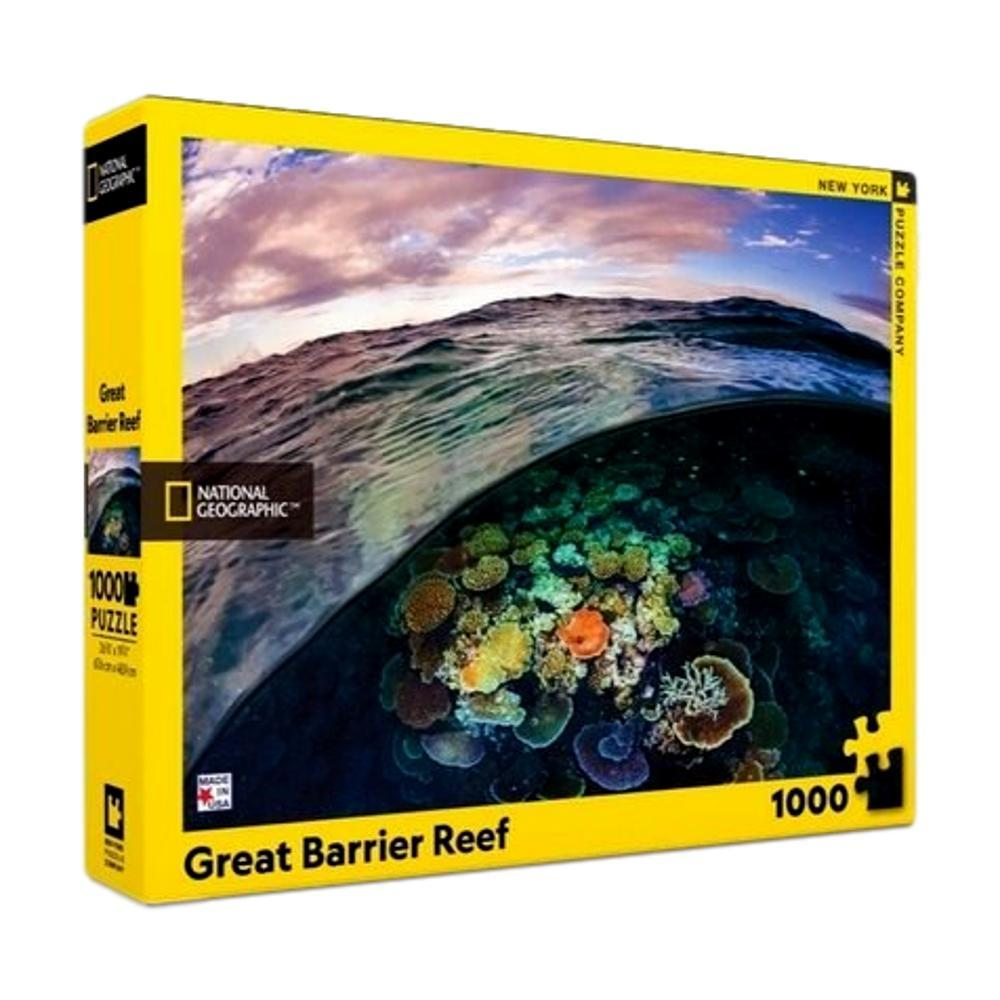 New York Puzzle Company National Geographic Great Barrier Reef Puzzle
