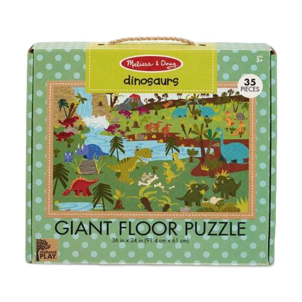 Melissa & Doug Natural Play Floor Jigsaw Puzzle : Dinosaurs