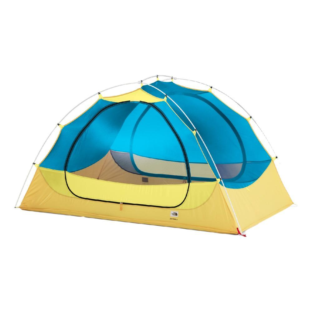 The North Face Eco Trail 2P Tent YEL.BLU_PM2