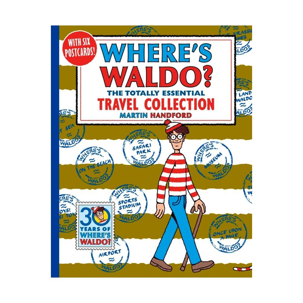 Where's Waldo ? The Totally Essential Travel Collection By Martin Handford
