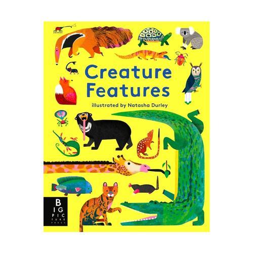 Big Picture Press Creatures Features .