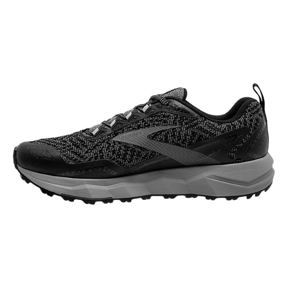 Brooks Men's Divide Trail Running Shoes BLK.GRY_040