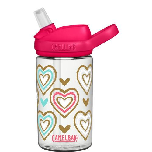 CamelBak Kids Eddy+ .4L Bottle Hearts