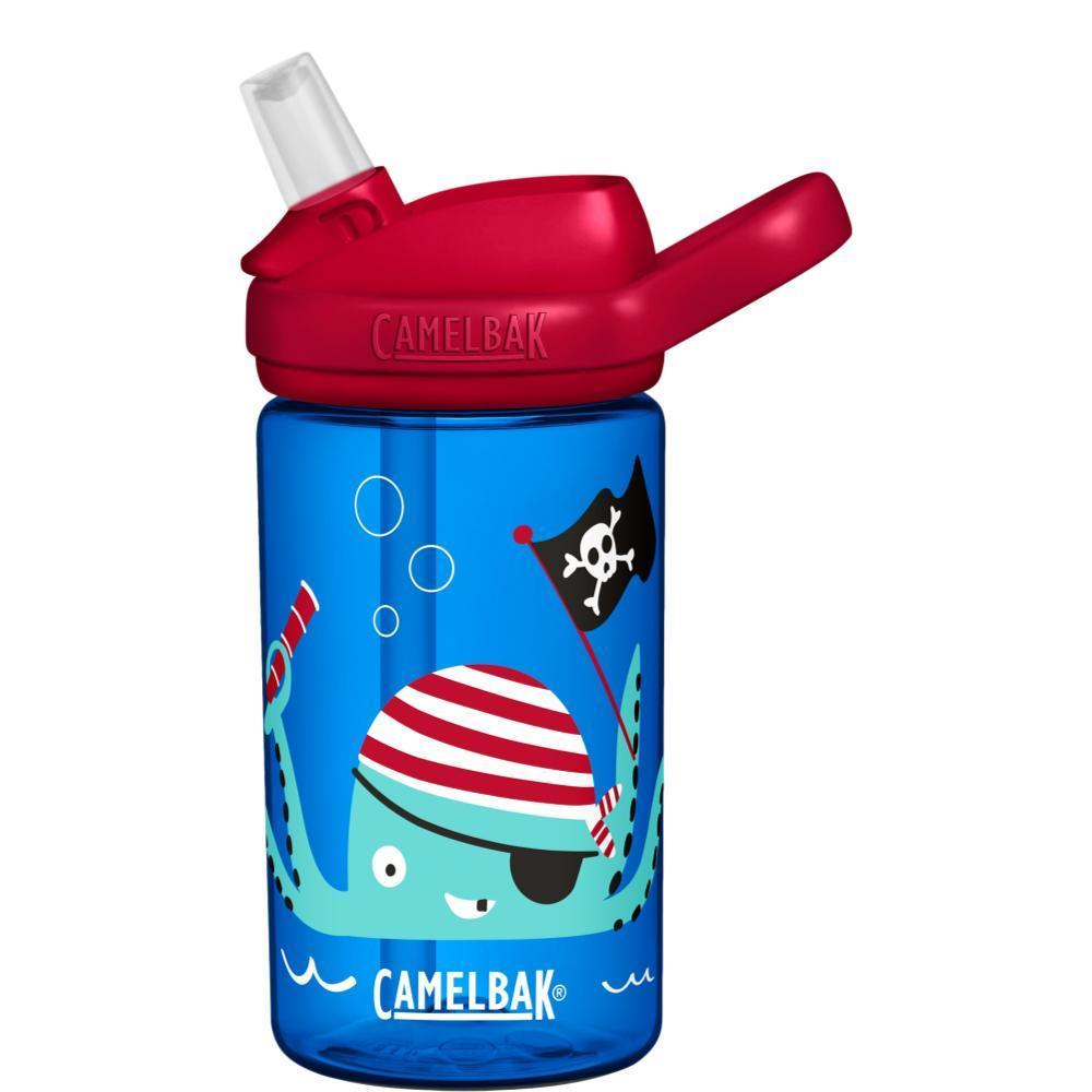 CamelBak Kids Eddy+ .4L Bottle OCTOPIRATE