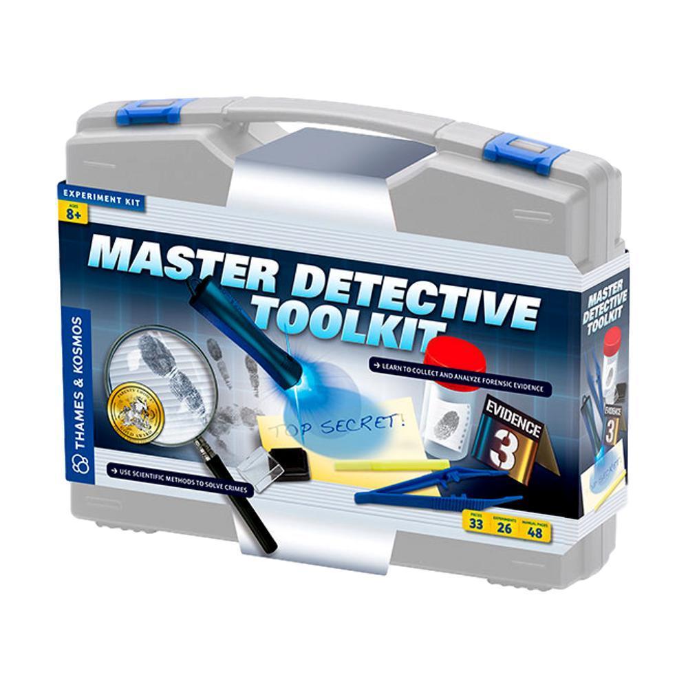 Thames And Kosmos Master Detective Toolkit