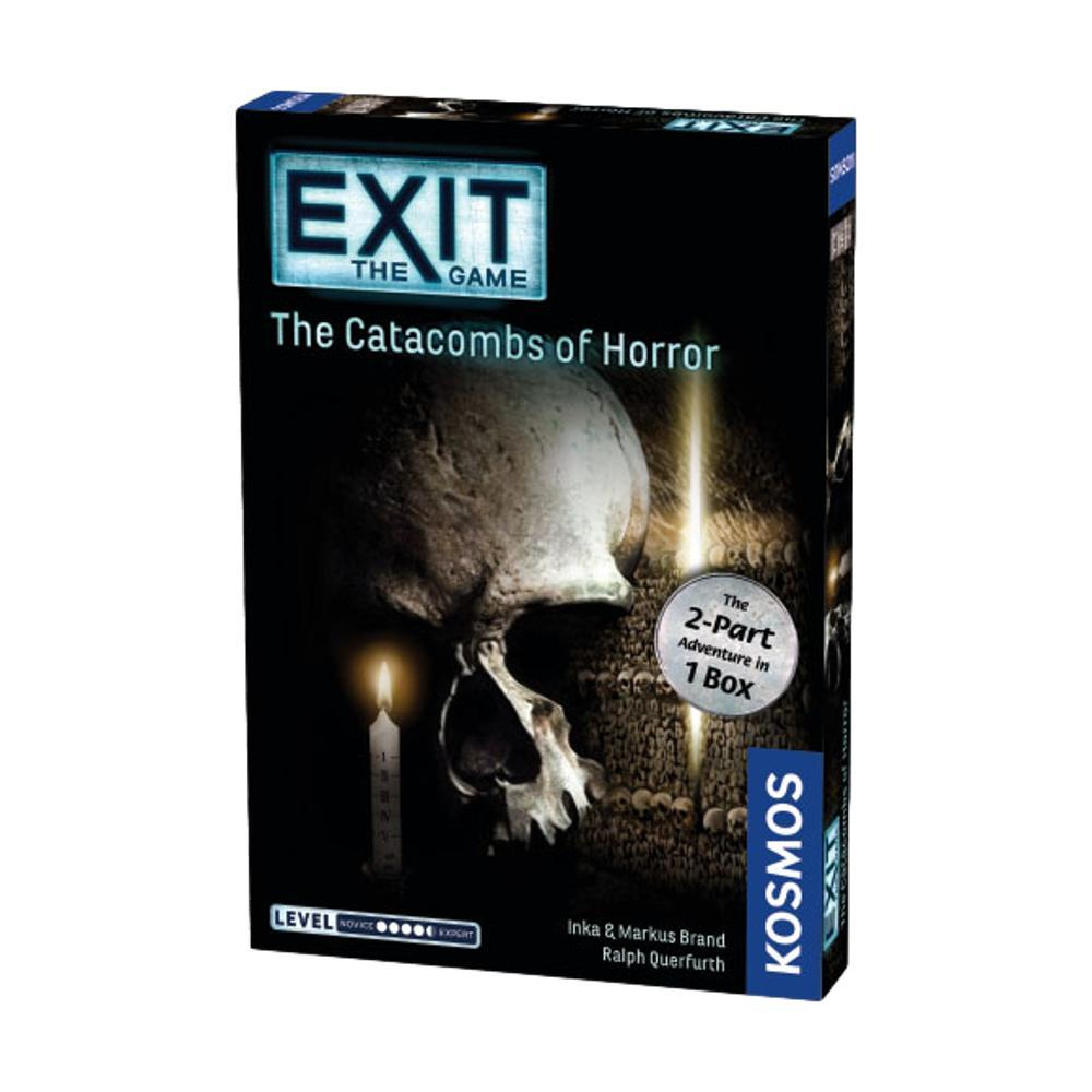 Thames And Kosmos Exit : The Catacombs Of Horror