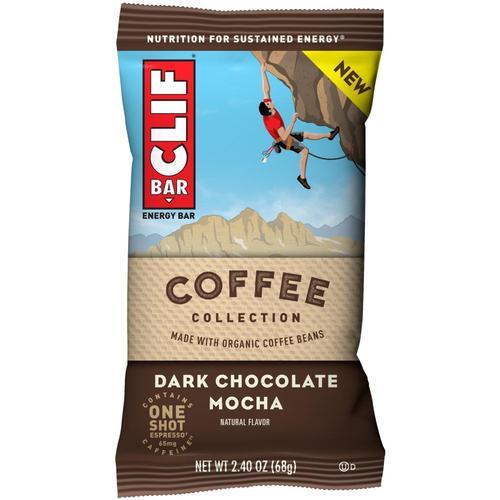 Clif Bar Dark Chocolate Mocha Flavor Energy Bar Dkrchc_mocha