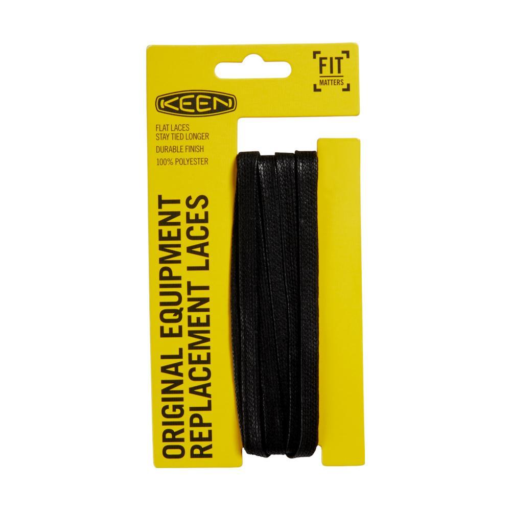 KEEN Flat Lifestyle Laces Kit BLACK