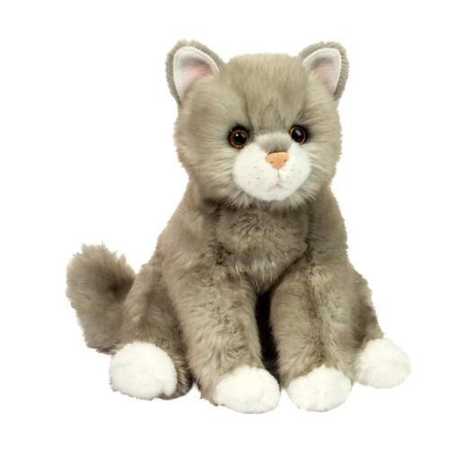 Douglas Toys Rita Gray Cat