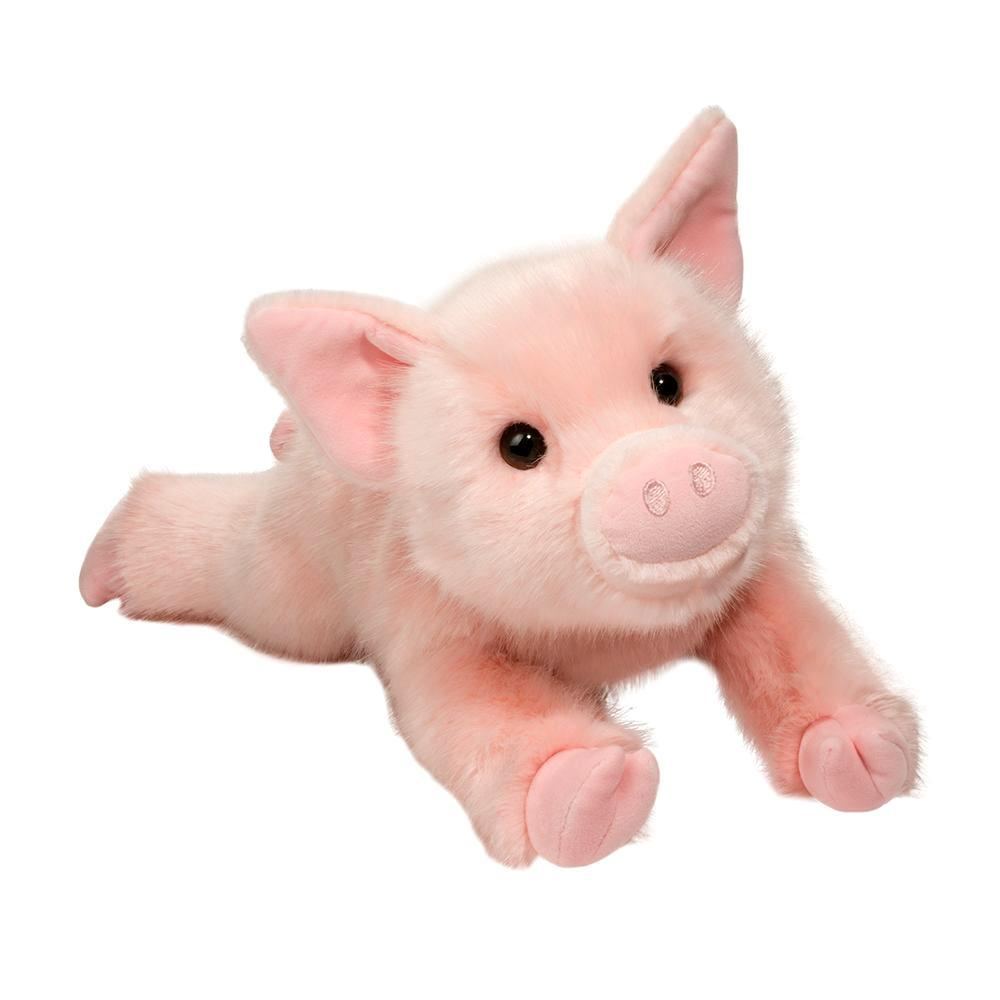 Douglas Toys Charlize Dlux Pig