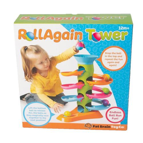 Fat Brain Toys RollAgain Tower
