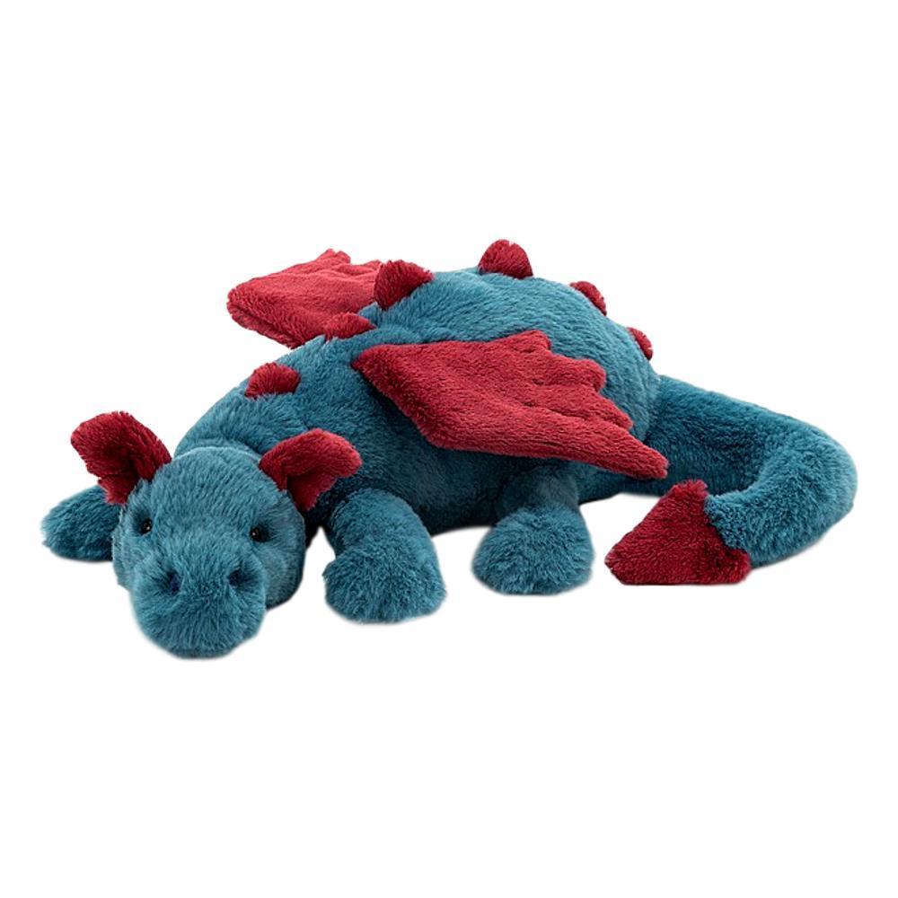 Jellycat Dexter Dragon Stuffed Animal