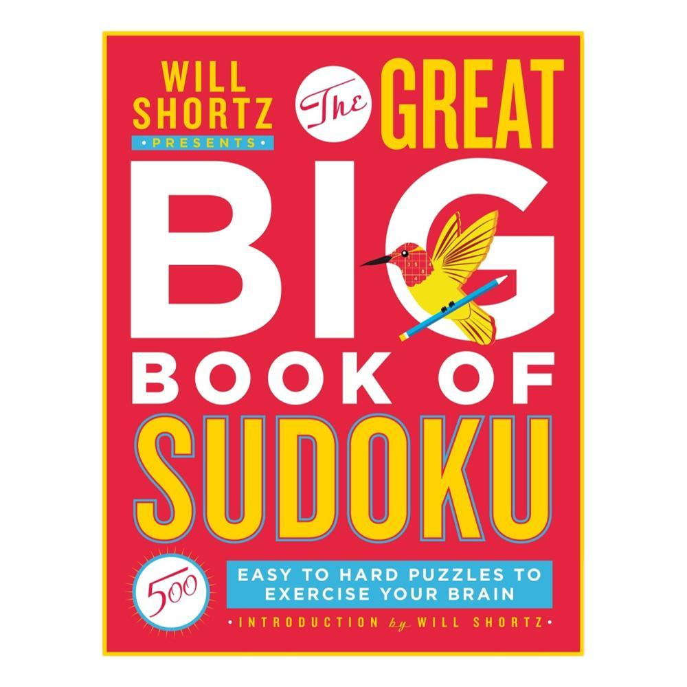 The Great Big Book Of Sudoku Volume 1 By Will Shortz