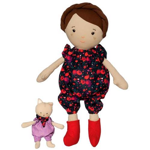Manhattan Toy Playdate Friends Freddie Plush Doll