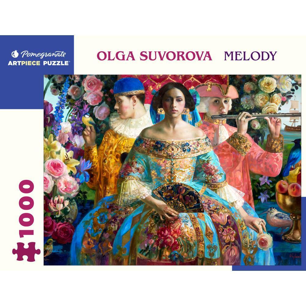 Pomegranate Olga Suvorova : Melody 1000 Piece Jigsaw Puzzle