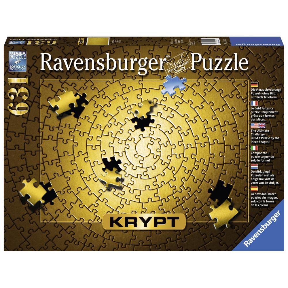 Ravensburger Krypt Gold, 631pc Jigsaw Puzzle