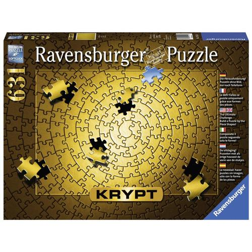 Ravensburger Krypt Gold, 631pc  Jigsaw Puzzle