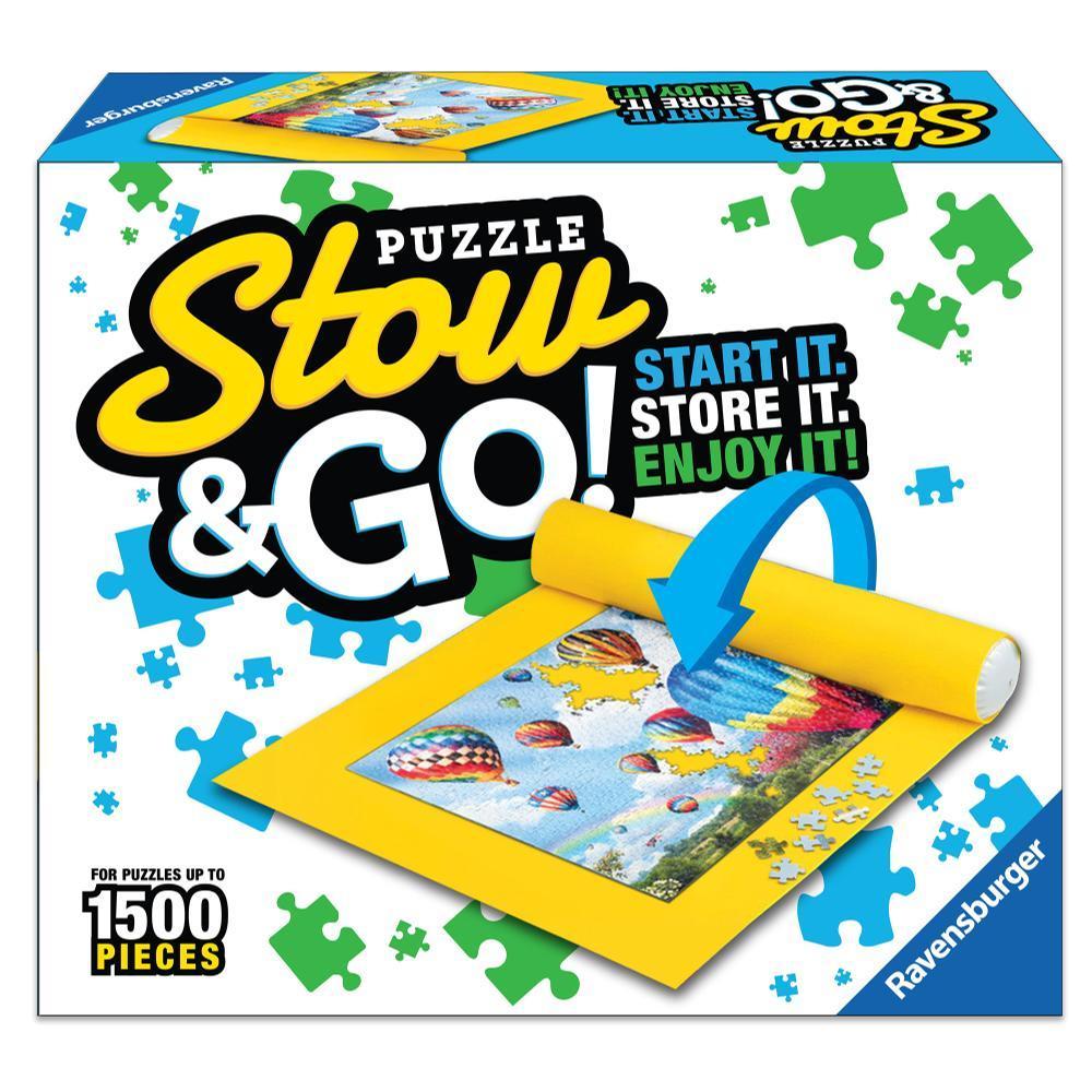 Ravensburger Jigsaw Puzzle Stow & Go!