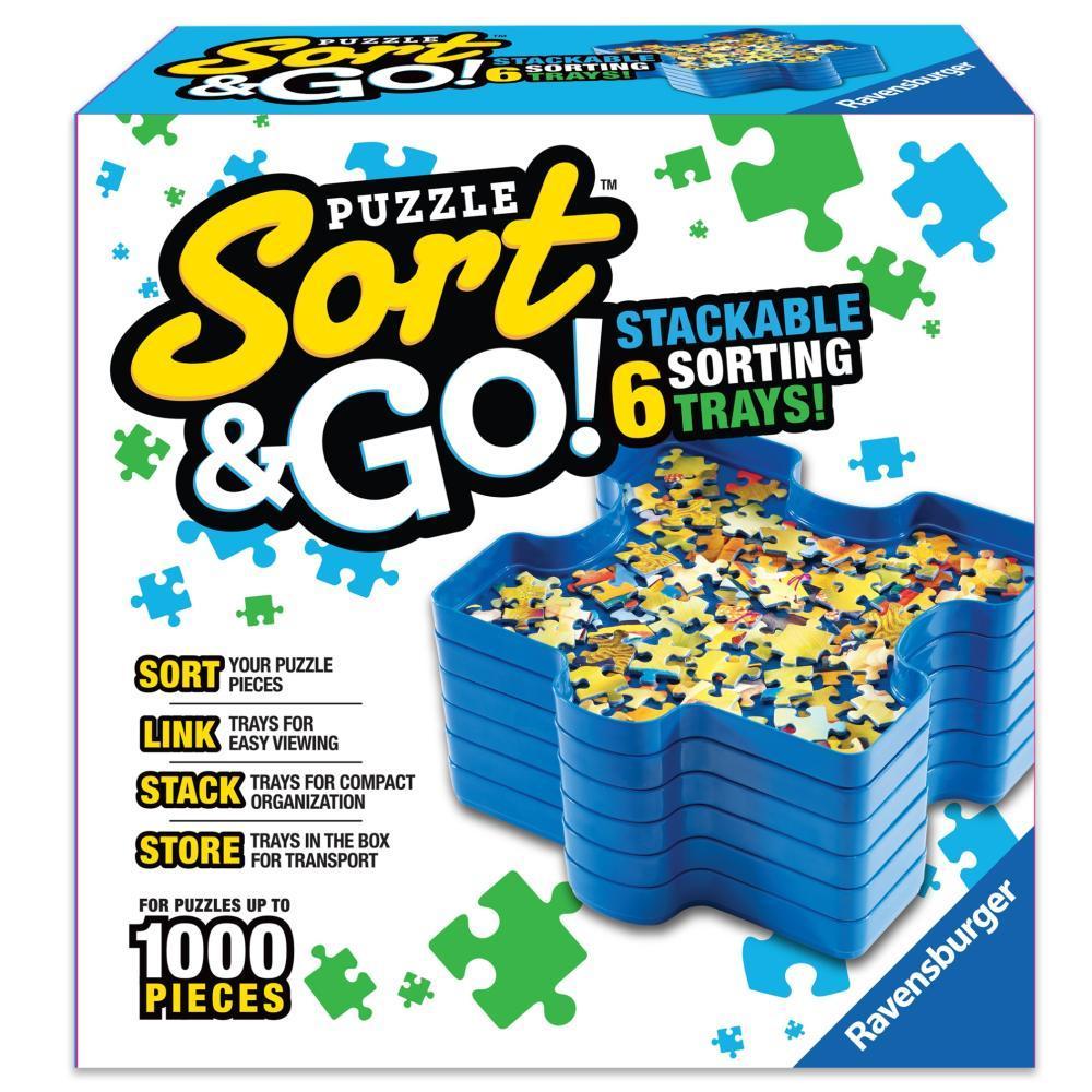 Ravensburger Jigsaw Puzzle Sort & Go!