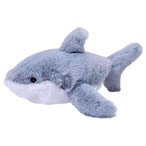 Wild Republic Great White Shark Ecokins 12in Stuffed Animal
