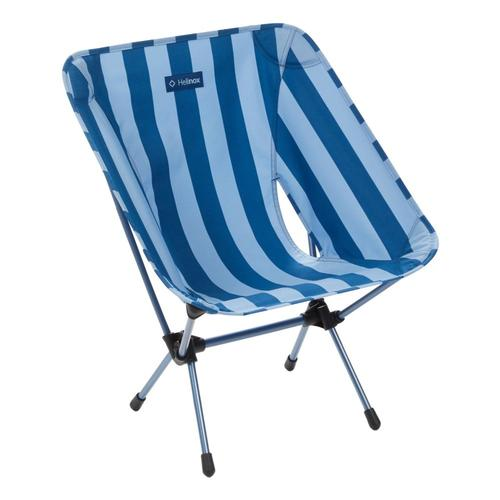 Helinox Chair One Print Blue_stripe