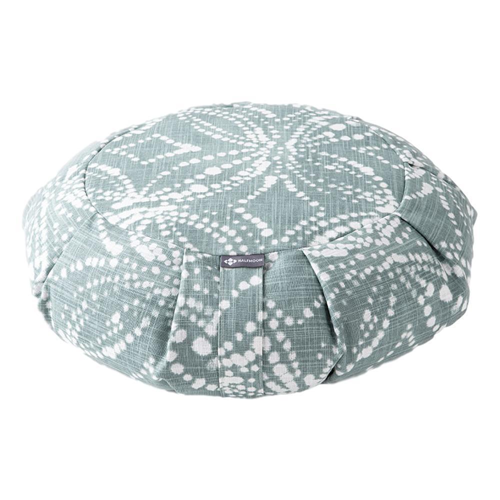 Halfmoon Round Meditation Cushion - Limited Edition BATIK