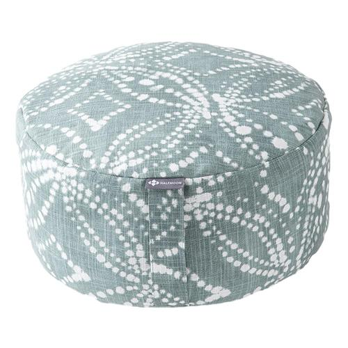 Halfmoon Mod Meditation Cushion - Limited Edition Batik