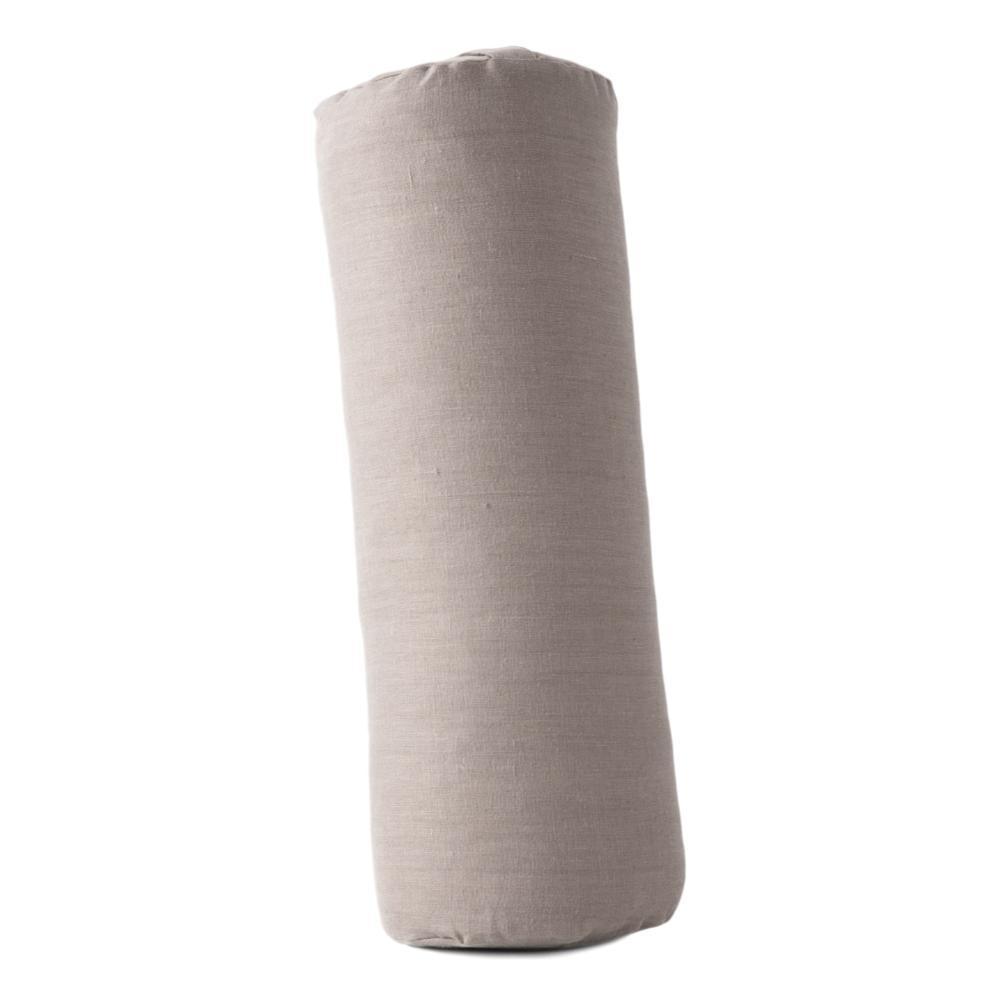 Halfmoon Cylindrical Bolster - Limited Edition LT.MSHRM.LINEN