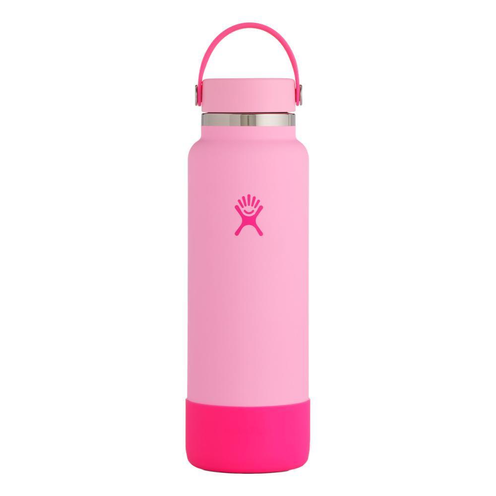 Hydro Flask Prism Pop Limited Edition 40z Wide Mouth - Flex Cap NEON_BUBBLEGUM