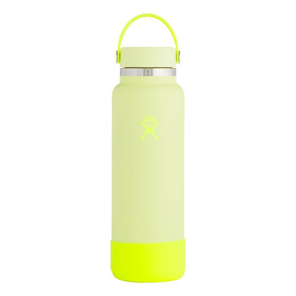 Hydro Flask Prism Pop Limited Edition 40z Wide Mouth - Flex Cap NEON_LEMONADE