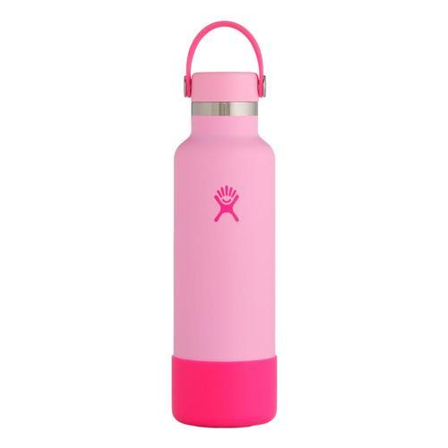 Hydro Flask Prism Pop Limited Edition 21oz Standard Mouth - Flex Cap Neon_bubblegum
